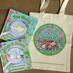 Goody bag Little Nature Explorers