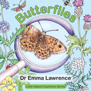 Butterflies book cover